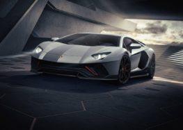 Lamborghini показала фінальний Aventador