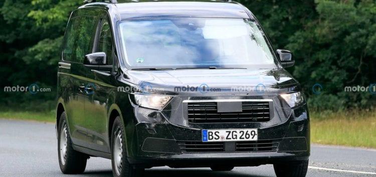 Ford Transit Connect вийшов схожим на Volkswagen