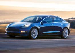 Бортові камери Tesla можуть визначати предмети на відстані до 62 метрів