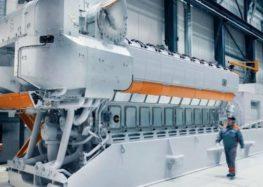 Компанія Wartsila тестує інноваційні водневі двигуни