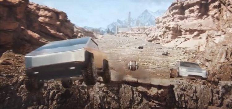 Тесла випустив фантастичний ролик з Cybertruck і Roadster на Марсі (відео)