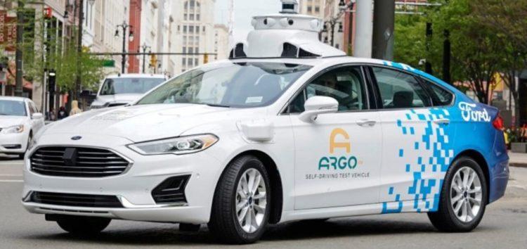 Ford запустить безпілотні таксі в США вже цього року