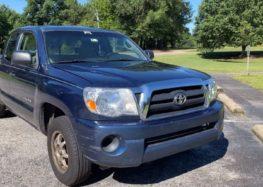 У США знайшли 14-річний автомобіль Toyota Tacoma з пробігом 2,5 млн км