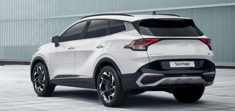 Показали новий Kia Sportage 2022 для українського ринку