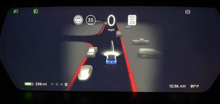 Автопілот Tesla реагуватиме на поворотники, маячки та людські жести