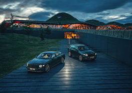 Bentley буде випускати електромобілі спільно з виробником віскі