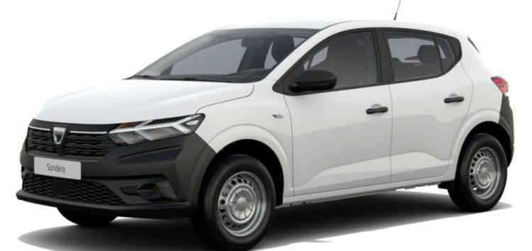 Dacia відмовляється від базової комплектації Sandero