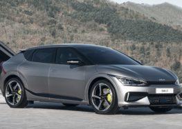 Новий Kia EV6 2021 отримав запас ходу в 528 кілометрів