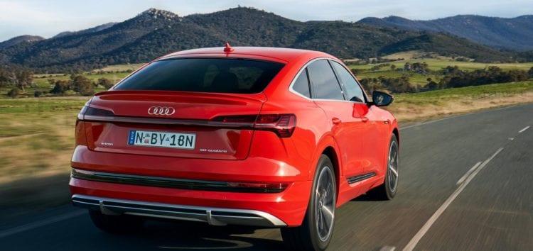 Audi випустить оновлений e-tron з запасом ходу в 600 км