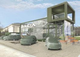 Dacia розповіла про новий великий кросовер