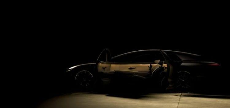 Audi показала електромобіль майбутнього Grand Sphere