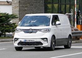 Новий Volkswagen ID Buzz тестують в Альпах
