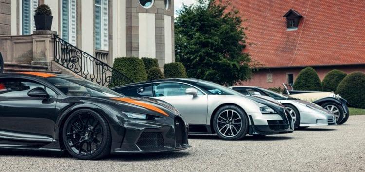 Bugatti випустить перший електромобіль до кінця десятиліття