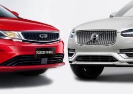 Volvo та Geely спільно розроблятимуть двигуни