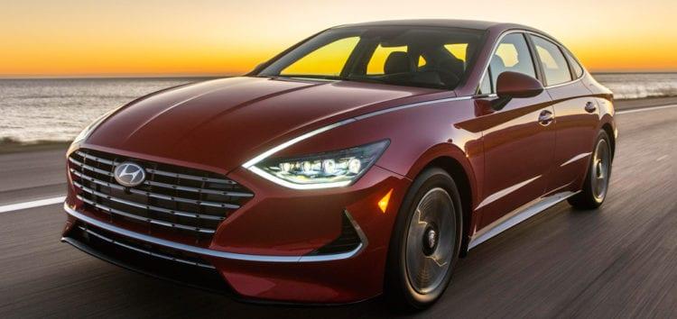 В інтернеті представили крос-седан Hyundai Sonata