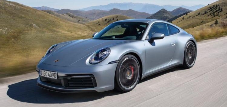 Porsche випробовує особливу версію 911