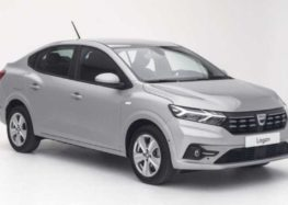 В інтернеті показали фото оновленого седана Renault Logan