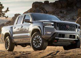 Nissan представив базову модифікацію пікапа Frontier