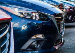 Компанія Mazda відкликала 260 тисяч своїх авто через логотип
