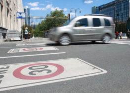 В Парижі обмежать швидкість автомобілів до 30 км/год