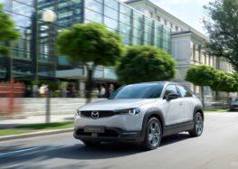 Mazda має намір відмовитись від роторного двигуна на MX-30