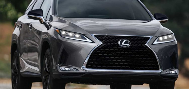 Новий Lexus RX показали на рендерних фотографіях
