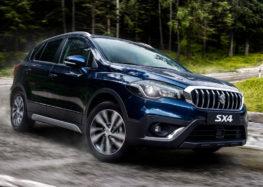 Suzuki займається розробкою нового Suzuki SX4