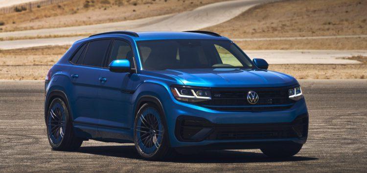 Volkswagen представив заряджену версію Atlas Cross Sport GT