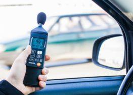 В ЄС перевірятимуть автомобілі на рівень шуму