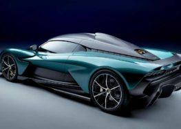 Новий Aston Martin Valhalla представили з трьома моторами