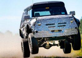 Компанія Ford запатентувала торгову назву Rattler