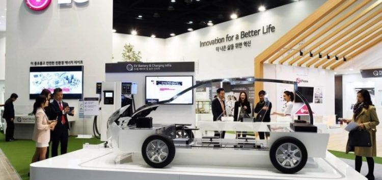Корея має намір стати світовим центром батарейних технологій