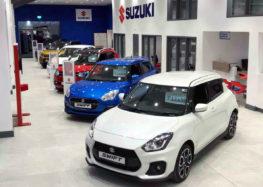 Suzuki Motor починає розробку електрокарів