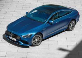 Доступний Mercedes-AMG GT 2021