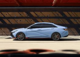Hyundai представив «гарячу» Elantra N