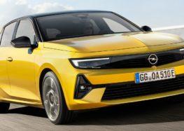 Нова Opel Astra – тепер з гібридами