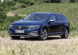Новий універсал VW Passat Alltrack виходить на ринок