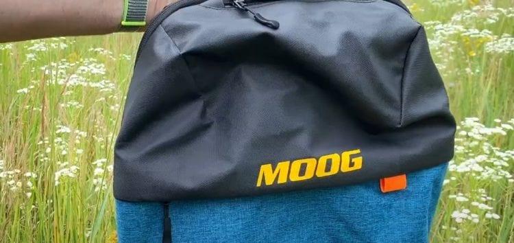 Розіграш рюкзака MOOG (відео)