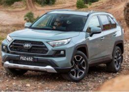 Toyota готує оновлений RAV4