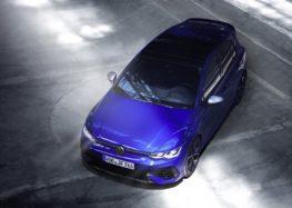 Представили «заряджений» універсал Volkswagen Golf R 2022 року