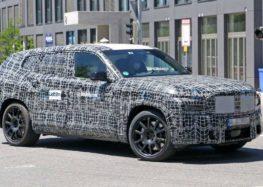 BMW збирається випустити новий позашляховик XM