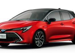 Toyota Corolla пережила легкий рестайлінг