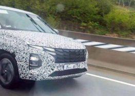 Оновлену Hyundai Creta зняли на дорозі