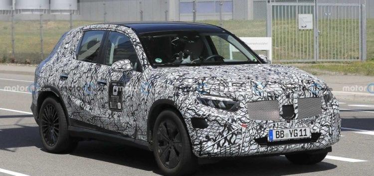 Новий Mercedes-Benz GLC: що про нього відомо