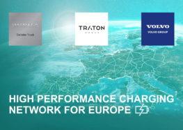 Три автокомпанії об'єднаються для створення мережі зарядних станцій