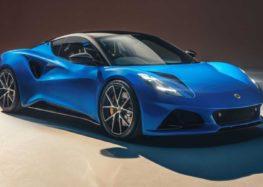 Lotus представив останній не електричний спорткар