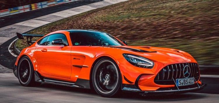 Mercedes привітав Porsche з новим рекордом Нюрбургринга