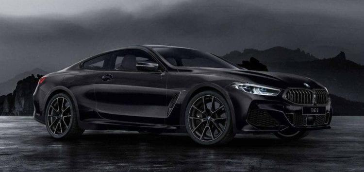 BMW 8-Series отримала ексклюзивну версію