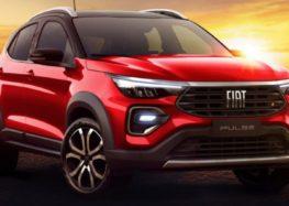 Fiat представив новий кросовер Fiat Pulse