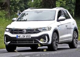 Volkswagen T-Roc був помічений без маскування